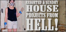 Assorted & Sundry House Projects From Hell